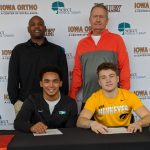 Creighton and Jack signing day