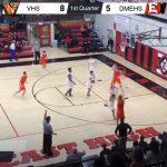 Boys Basketball DM East Highlights