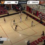Valley Girls Basketball DM East Highlights