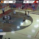 Girls Basketball vs Mason City
