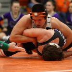 Valley vs. Waukee wrestling photo