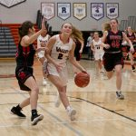 Valley vs. Fort Dodge Girls Basketball photo