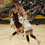 Valley Girls Basketball vs SE Polk