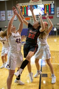 Valley-Waukee Girls Basketball 3