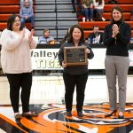 Photo from Valley vs. Ames Girls' Basketball game