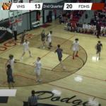 Valley Boys Basketball vs Fort Dodge Highlights