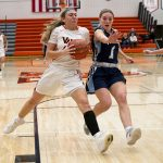 Valley Girls Basketball vs Lewis Central 3