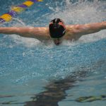 Tigers Compete at State Boys' Swimming Meet Saturday