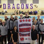 Boys' Swimming Takes District Title, Sweeps Awards