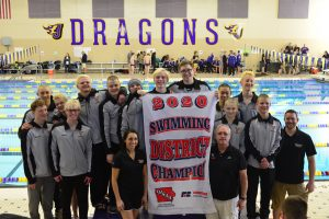 Photos: Valley Boys' Swimming at District Meet