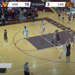 Valley Boys Basketball vs. DM Lincoln Highlights