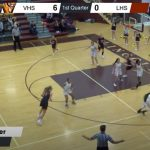 Valley Girls Basketball vs DM Lincoln Highlights
