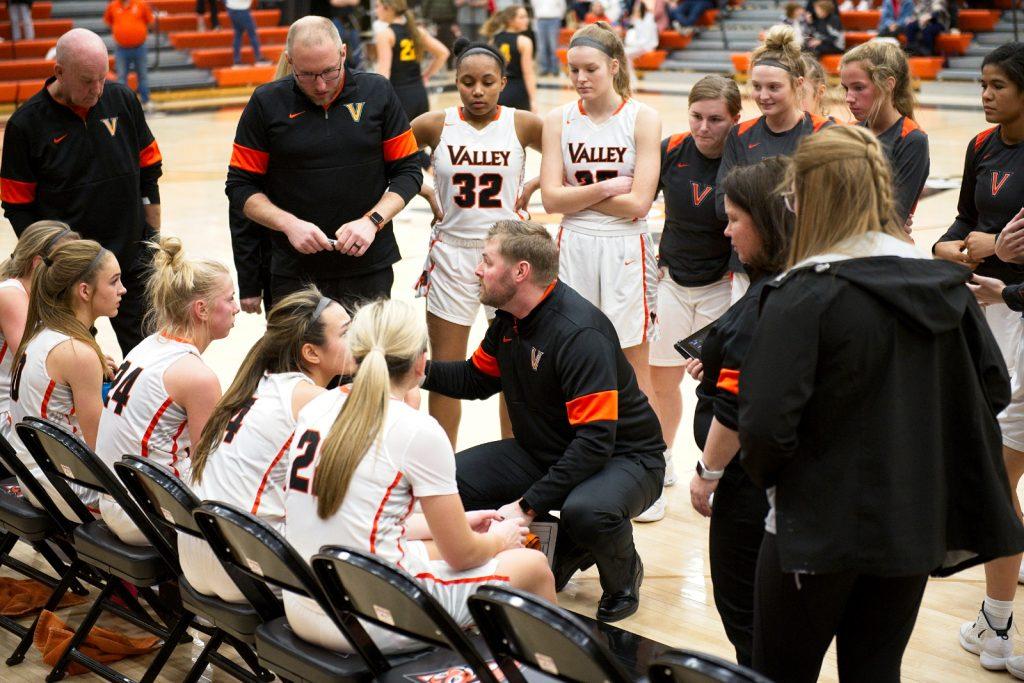 Valley-SE Polk Girls Basketball