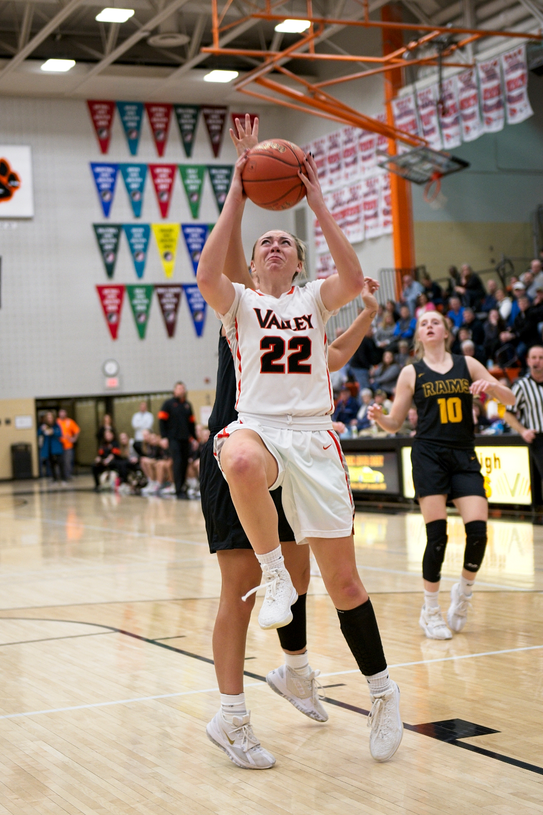 Valley Ends Season With OT Loss vs. Iowa City West
