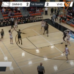 Valley-DM North Basketball Highlights