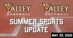 wdmcs summer sports update graphic