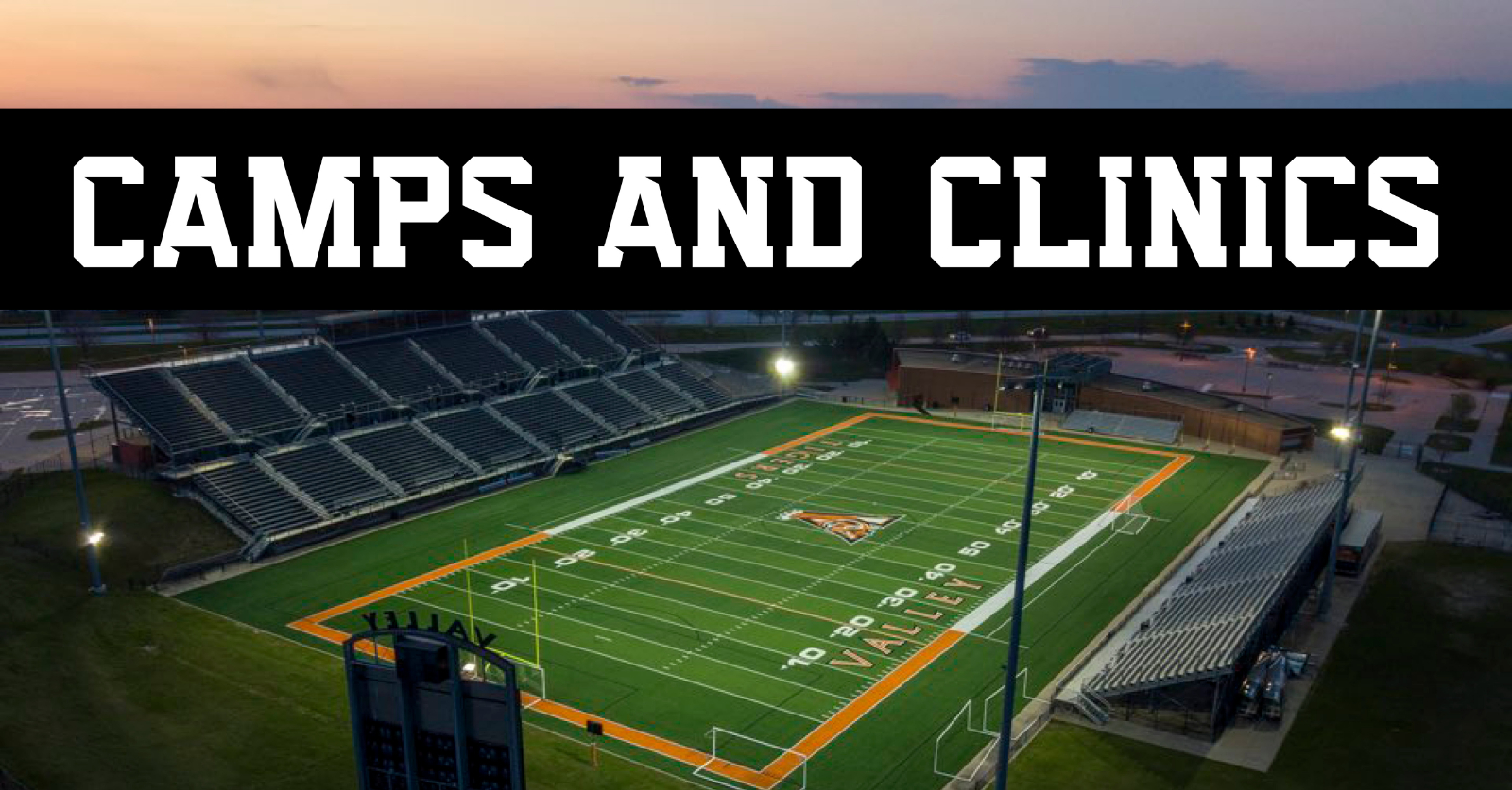 camps and clinics graphic
