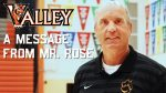A Message From Mr. Rose