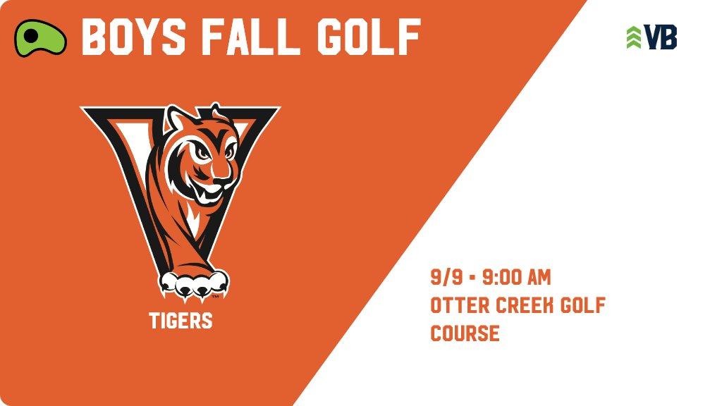 Valley Boys' Golf Ankeny Invite