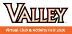 valley virtual club and activity fair 2020