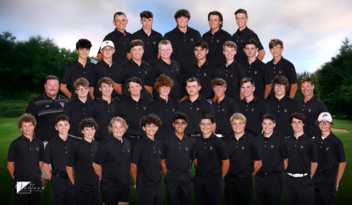 Valley JV-Varsity Boys Golf Team Photo