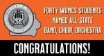 all-state band orchestra choir graphic 2020