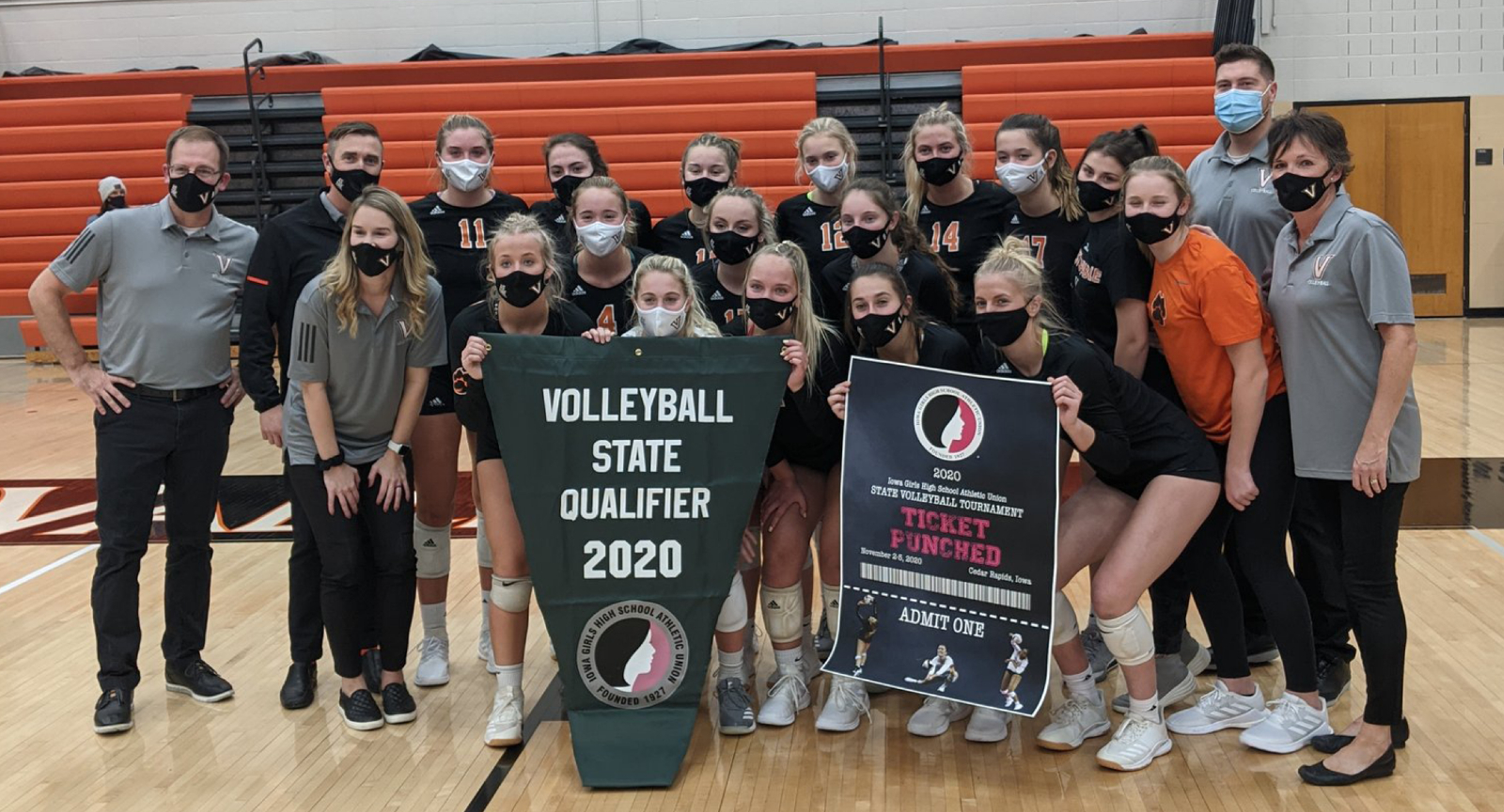 Valley Advances to Class 5A State Volleyball Tournament