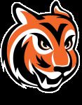 Tiger Head Swimming Logo