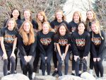 Valley Girls Swimming and Diving 2020 State Qualifiers