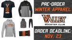 Order From Valley Tiger Booster Club's Online Store