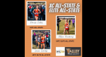 Valley Cross Country All-State Graphic