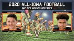 valley football all-iowa selections 2020
