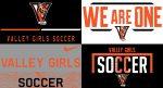 Valley Girls Soccer Winter Apparel