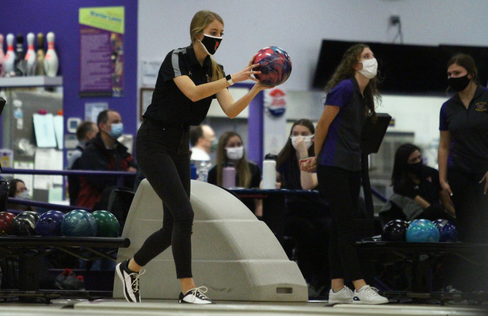 Valley Bowlers Face Southeast Polk Wednesday