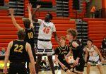 Valley varsity basketball games vs. Southeast Polk on Friday, Jan. 8, 2021