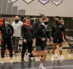 Valley Wrestling vs. Southeast Polk on Thursday, Jan. 14, 2021.