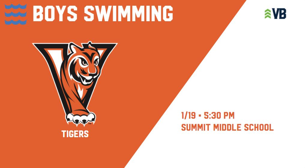 Tiger Boys' Swimmers Travel To Johnston Tuesday