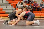 Valley wrestling vs. Urbandale on Thursday, Jan. 21, 2021.