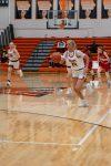 Valley girls' basketball vs. Iowa City High on Saturday, Jan. 23, 2021.