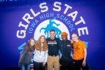 Valley Girls Wrestlers at 2021 State Meet
