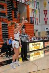 Valley girls' varsity basketball vs. Waukee on January 29, 2021.