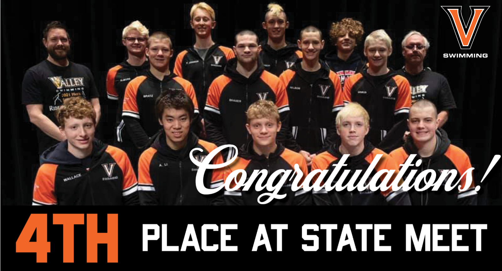 valley boys swimming state meet results 2021