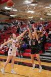 Valley vs. Cedar Falls varsity girls basketball regional final on Tuesday, Feb. 23, 2021.