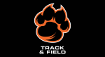 valley track and field paw print