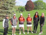 Girls' Varsity Golf Defeats Dowling Catholic 161-193