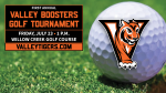 2021 Valley Boosters Golf Tournament