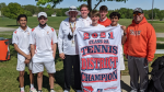 valley boys tennis district champs