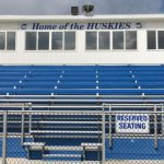 2019 Reserve Football Seats
