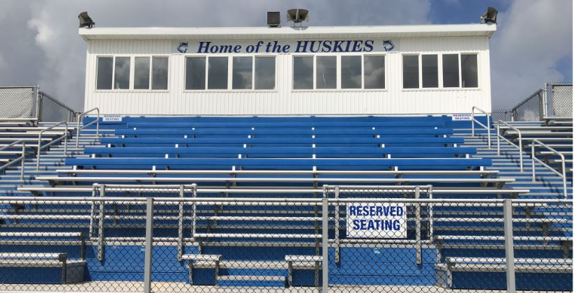 2019 Reserve Football Seats