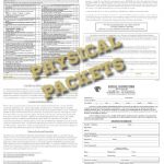 Fall Sports Practices begin 8/19/19